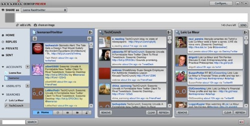 Seesmic desktop4