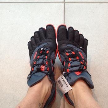 Web Feet