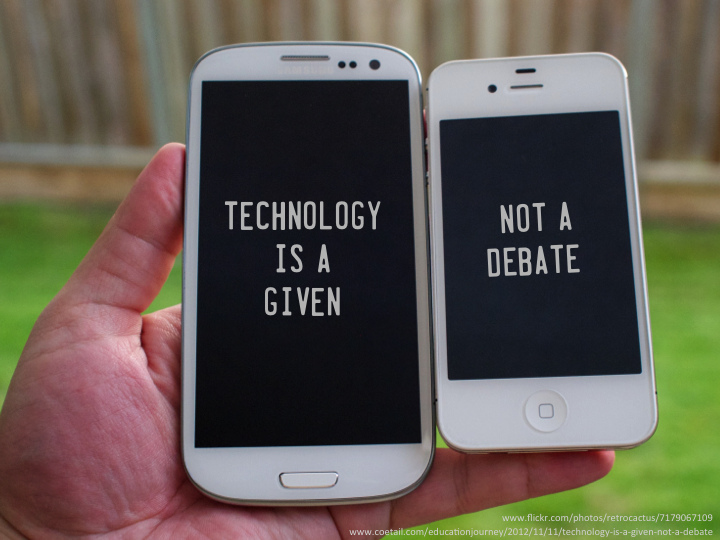Can We Handle Technology Responsibly?
