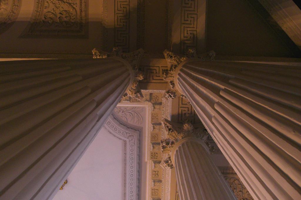 When the Last Pillars Fall