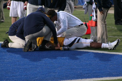 Injury on the Field