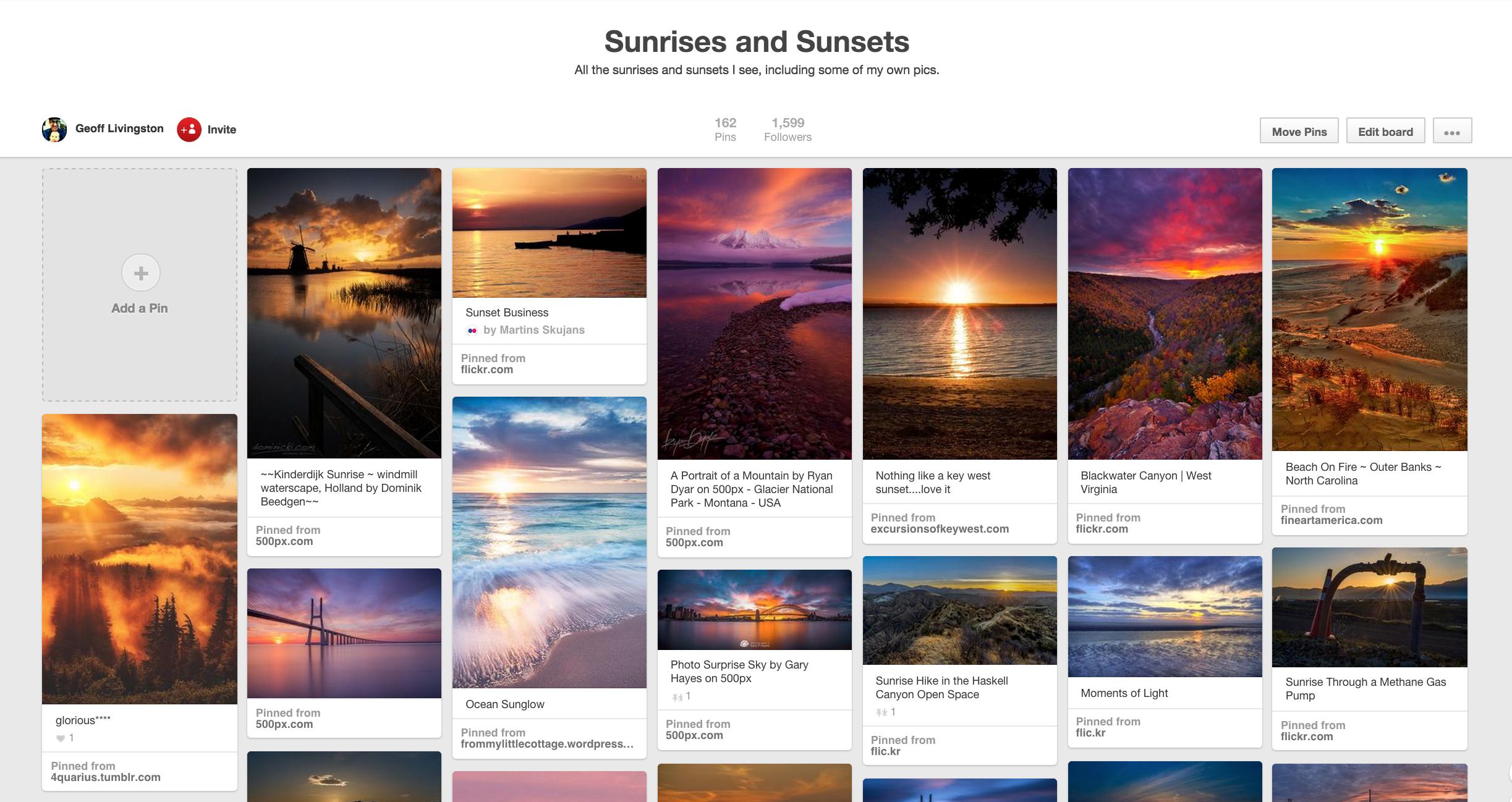 5 Ways Communication on Pinterest Differs