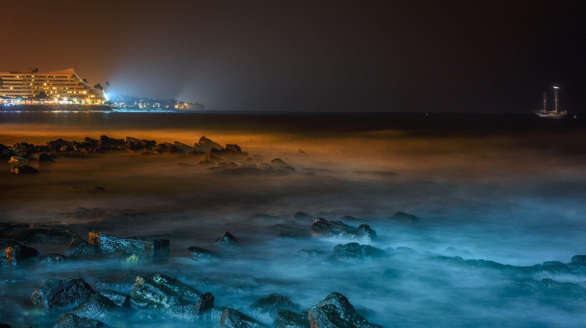 The Special Nature of Night Photography